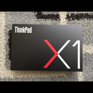 Thinkpad X1 carbon box